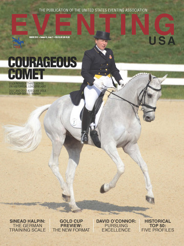 Eventing USA March 2013