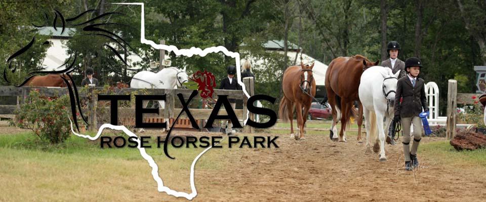 Texas Rose Horse Park - Exhibitors